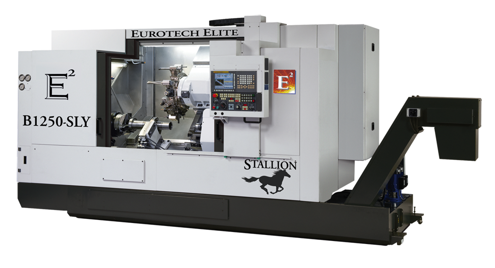 Multi-Axis Turn Mill | Eurotech