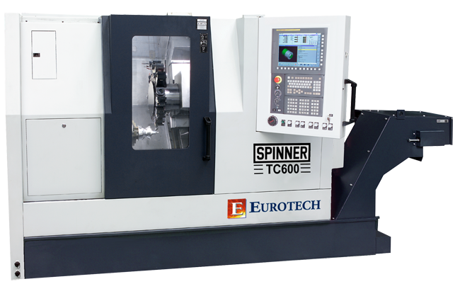 TC 600 Universal Turning Centers