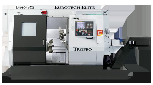 Multi-Axis Turn Mill   Eurotech
