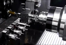 Gepard SLY CNC Swiss-type Machining