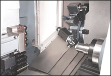 SwissTurn Diamont B-Axis Mill/Turn Demo